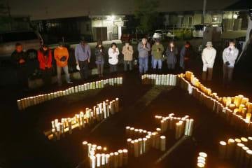 熊本地震の本震3年、広がる祈り