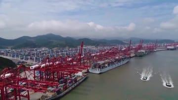 寧波舟山港、第1四半期のSea&Rail取扱量大幅増