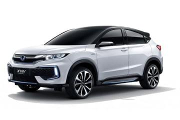 ホンダ 中国専用電気自動車(EV)のコンセプトカー「X-NV CONCEPT」世界初公開 上海モーターショー2019