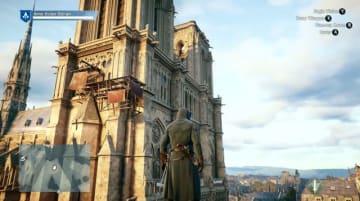 『アサシンクリード』が火災被害受けたノートルダム大聖堂再建に役立つ?  過去にゲームに登場