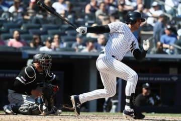 ヤンキースのグレッグ・バード【写真:Getty Images】