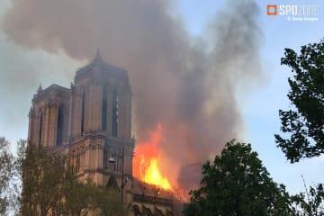 PSGがノートルダム大聖堂再建の支援を表明