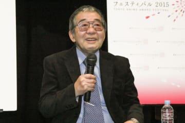 モンキー・パンチさん(写真は2015年撮影)