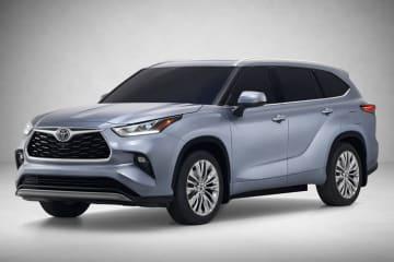 トヨタ 新型ハイランダー(4代目)[3列シートミッドサイズSUV・2020年モデル・北米仕様(ニューヨークショー2019発表)]