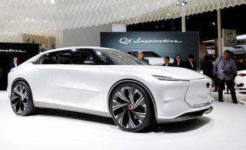 上海国際モーターショー開幕 日本企業も出展