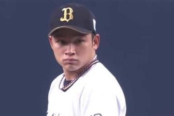 プロ初勝利を飾ったオリックス・榊原翼【画像:(C)PLM】