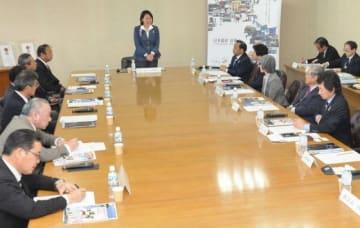2019年度事業計画を決めた倉敷市日本遺産推進協議会の会合