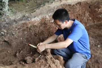 広東省の墓葬遺跡から中国最古の葬儀の痕跡見つかる