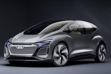 アウディ コンセプトカー「AI:ME」を発表 上海モーターショー2019