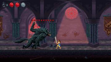 16-bitスタイルの2D横スクACT『Driven Out』発表!武術経験無しの少女が戦いに挑む