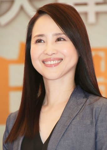 NHKの音楽特番「総決算! 平成紅白歌合戦」の会見に登場した松田聖子さん