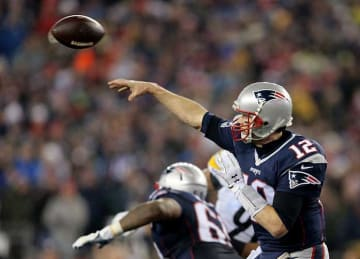 Tom Brady, Pats Beat Steelers 36-17 in AFC Championship Game