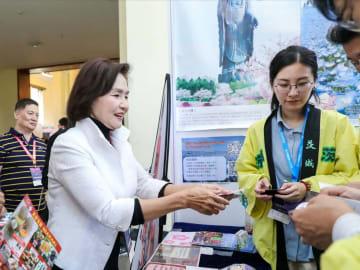 第16回上海旅行博開催 日本の観光地と業界団体が多数出展