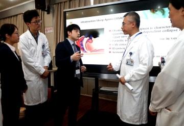 冠動脈性心疾患治療に関する中日交流イベント、上海で開催