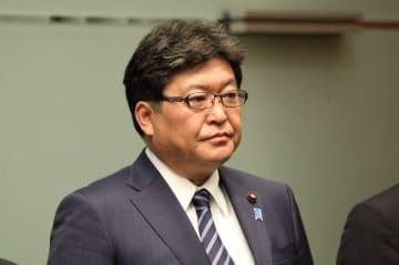 自民党の萩生田光一幹事長代行による「観測気球」が波紋を広げている(2017年撮影)