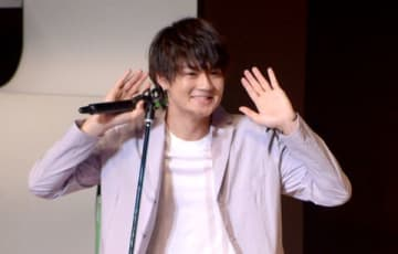 「ViVi Night in TOKYO2019~SPRING PARTY~」に登場した佐野勇斗さん