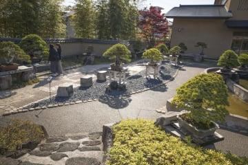 世界園芸の旅-さいたま市大宮盆栽美術館を訪ねて