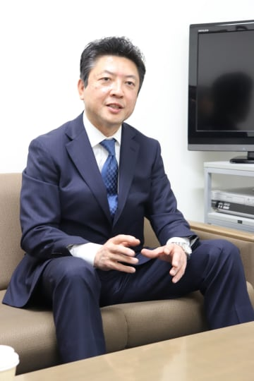 [よしだ・あきお]1983年ジャスコ(現イオン)入社。ジャスコ東北開発部長、イオンモール営業本部長などを経て2015年から現職。今年3月からはイオン副社長も務める。