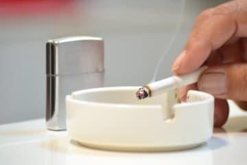 タバコは健康に悪いので…