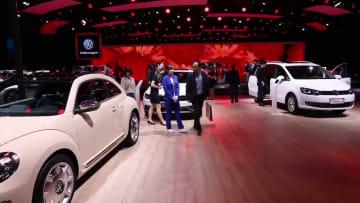世界初公開は上海で 大手メーカーが中国EV市場に期待