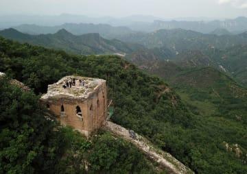 北京市、万里の長城の「応急補修」進める 年内10件実施へ