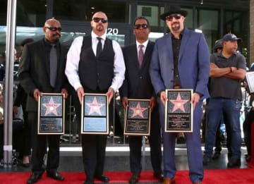 Cypress Hill Gets Their Star On The Hollywood Walk Of Fame [TICKET INFO]