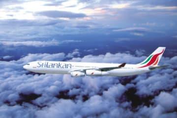 スリランカ航空、警備強化で空港へ4時間前に到着するよう呼びかけ
