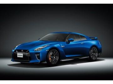 写真はNISSAN GT-R 2020年モデル、写真は「GT-R Premium Edition」で、価格は1210万5720円