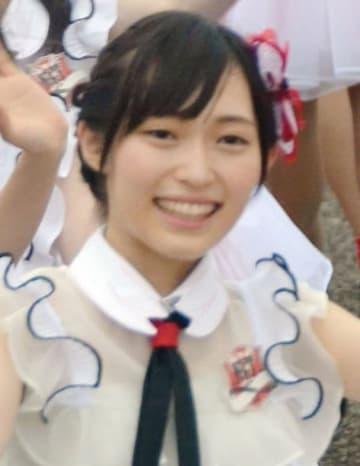 NGT48の山口真帆さん