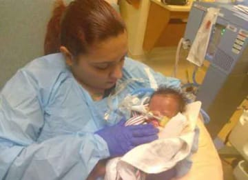 Texas Baby Ja'bari Gray Born Without Skin Suffers From Rare Disorder 'Epidermolysis Bullosa'