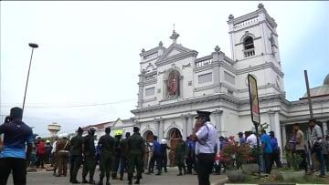 スリランカで起きた爆発テロで日本人1人の死亡を確認 日本政府関係者