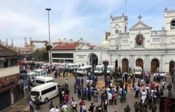 スリランカの爆発、中国人2人の死亡を確認―高級ホテル、中国現地駐在員などの滞在も多く