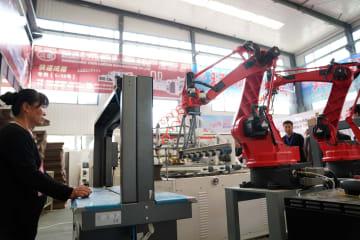 段ボール包装機械国際博覧会開催 河北省東光県