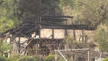 「家を燃やして死んでやる」関連は? 住宅火災で男性死亡