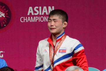 カン・クンソン(北朝鮮)