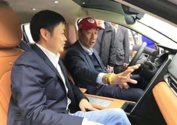 台湾・総統選出馬のテリー・ゴウ氏「民主でメシは食えない」の発言で非難の嵐―中国メディア