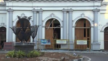 けが人にKDDI男性社員も スリランカ連続爆発テロ