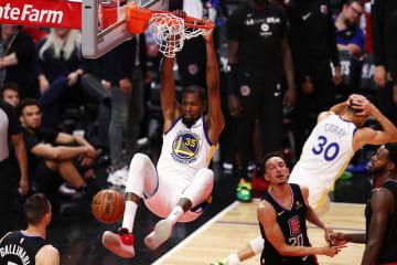 NBA 플레이오프, 워리어스가 3승