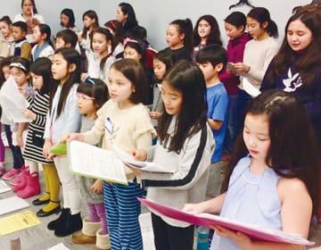 風の環少年少女合唱団は毎年開催の、風の環コンサート、TOGETHER FOR 3.11東日本大震災追悼式典などで歌っている
