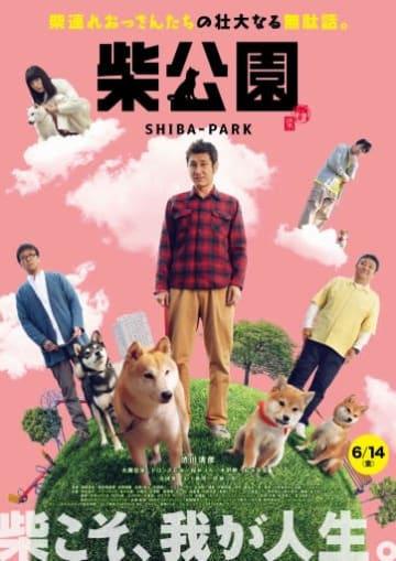 映画版「柴公園」のポスター