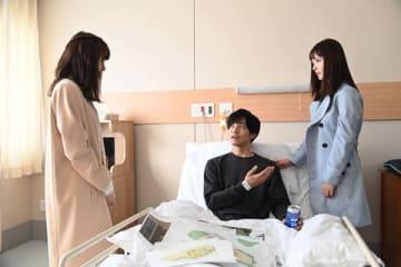 連続ドラマ「パーフェクトワールド」第2話のシーンカット=関西テレビ提供