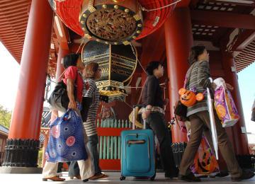 訪日ビザの電子化、中国人の日本旅行に追い風