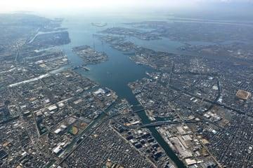 総取扱貨物量17年連続日本一の名古屋港(写真提供=名古屋港管理区組合)