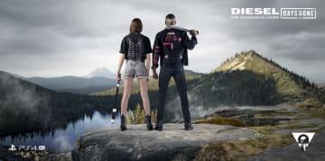 『Days Gone』と「DIESEL」がコラボ!ワイルドなデニムジャケットやTシャツなど
