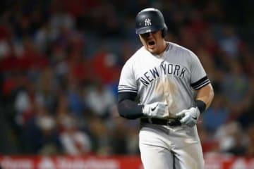 ヤンキースのルーク・ボイト【写真:Getty Images】