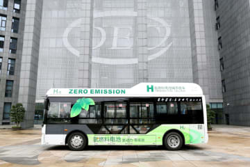 年内に固定式水素ステーション2カ所を設置へ 四川省成都市