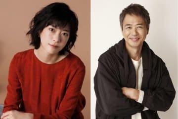 7月8日スタートの月9ドラマ「監察医 朝顔」で主演を務める上野樹里さん(左)と共演の時任三郎さん=フジテレビ提供