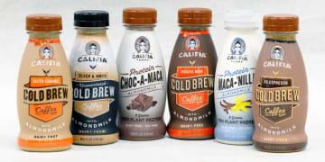 沖縄ファミリーマートが販売したカリフィアアーモンドミルク