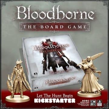 「Bloodborne: The Board Game」Kickstarter開始!開始数時間で1億円近くの支援達成