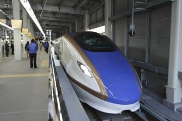 北陸新幹線の臨時列車にお得なネット限定きっぷ設定 運賃・料金30%引き